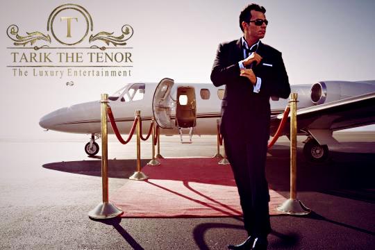 Tarik The Tenor Events And Weddings